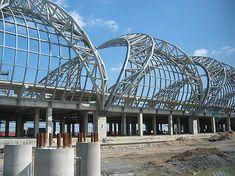 Construction of the Suvanabhumi Airport | 2Bangkok.com