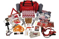 Vehicle Emergency Kits are a necessity