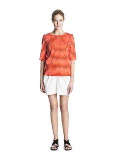 Kaili tunic- Marimekko Fashion - summer 2015