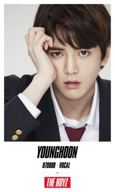 더보이즈 The Boyz - Younghoon (Creker Entertainment)