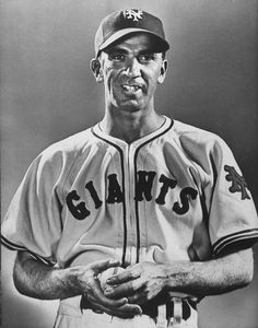 New York Giants pitcher Carl Hubbell.