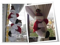 cortineros Christmas Things To Do, Christmas Gift Tags, Christmas Time, Christmas Stockings, Christmas Crafts, Christmas Ornaments, All Holidays, Holidays And Events, Sock Crafts