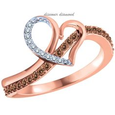 1.50 Ct Diamond Solid 14k Rose Gold Solitaire Engagement Wedding Ring Certified #discoverdiamonds #Engagement