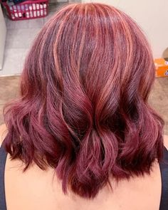 Natural red hair is breathtaking. It is a color that can't be replicated and makes short hair look stunning and unique. Although some of us aren't bor... Short Red Hair, Long Hair Cuts, Short Hair Styles, Hair A, Your Hair, Red Bob, Red Hairstyles, Sleek Bob, Red Curls