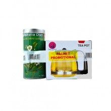 Ceai Verde superior 100gr+ceainic 1250ml