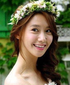 Beautiful Korean Artists: YoonA - Love Rain
