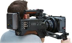 AJA Video Systems' CION 4K/UltraHD/2K/HD production camera is now shipping globally. Ergonomic and lightweight in design with unparalleled connectivity, CION is capable of shooting at 4K/UltraHD an...