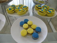 Mesa dulce Boca Juniors
