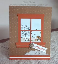 Stampin' & Scrappin' with Stasia Stampin' Up! Holiday Mini 2015, Happy Scenes and Hearth & Home