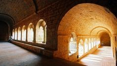 """The structure is the choice of light"" - Louis Kahn _Abbaye du Thoronet"