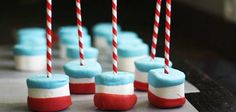 Check out these six awesome desert recipes to celebrate the Fourth of July.