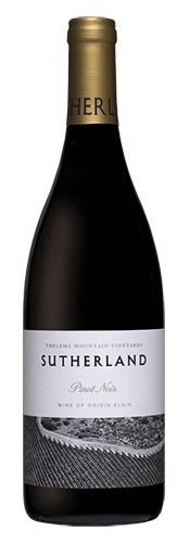 Sutherland Pinot Noir 2013: Tasted this recently at a wine festival and was blown away by the fruitiness. A purist may feel this is not a typical Pinot and probably they are right. But isn't that half the fun?