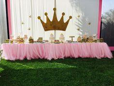 Alia & Talia Princess Birthday