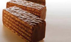 Κόλαση!Τραγανές σπιτικές γκοφρέτες με σοκολάτα!  