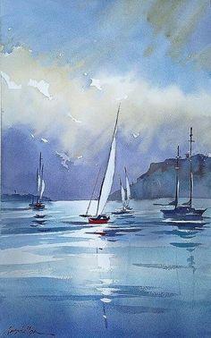 Water color - Thomas Scaller