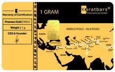 Collector Karatbar - Marco Polo
