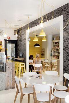 Kaper Design; Restaurant & Hospitality Design Inspiration: The Hardware Society