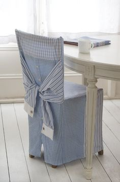 A chair with a difference