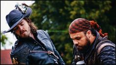 The Musketeers - Athos & Porthos