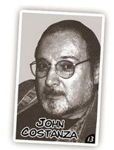 John Constanza Letter and artist born 1943