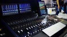 Pro Tools | S6 se comunica directamente con Pro Tools y otros sistemas de audio digital (DAW) a través de EUCON en tu red. http://ift.tt/2aKWGUu
