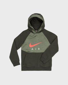 Nike Hette sweatshirt i regular fit – Grønn