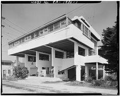 Ch 25 International Style: Lovell Beach House by Rudolph Schindler