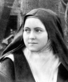 St. Therese the new nun