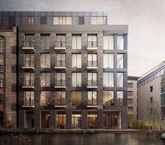 Regent's Wharf | Islington | Proposed - SkyscraperCity