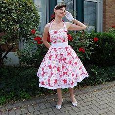 Free Rockabilly Dress Pattern | Creative Revolt - DIY projects and patterns 4 U
