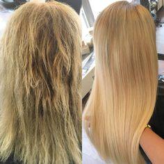 Nielen slnko, voda, mráz avietor poškodzujú naše vlasy. Neraz si ich poškodzujeme aj celkom samé, ato navyše veľmi hlúpym spôsobom. Nešetrným anepremysleným farbením. Čuduj sa svete, no tie vlasy sa nám za to naozaj neodvďačia! I wanna be a cat. ~ ~ ~ ~ #alternativegirl #alternative #pinkishhair #makeup #badmakeup #ohwell #black #snakebites #piercings #pierced #band […] Then And Now, Curls, Hair Color, Long Hair Styles, Spring, Makeup, Beauty, Beautiful, Instagram