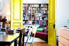 decoracao portas coloridas dicas pintura