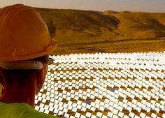 BrightSource's Concentrating Solar PPA With PG Terminated : Greentech Media