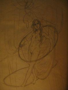 Jose Hernandez-   Drawing