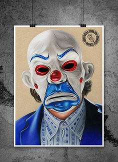 Realistic Drawing Techniques By. Joker Drawings, Realistic Drawings, Art Drawings, Dibujos Tumblr A Color, Joker Poster, Joker Art, Pop Culture Art, Joker And Harley Quinn, Character Drawing