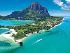 The top 5 best places to visit in Mauritius. A neat summary of the best places to visit in Mauritius including, wildlife, beaches, parks and top tourist attractions. Hotel Mauritius, Mauritius Travel, Mauritius Island, Air Mauritius, Beautiful Islands, Beautiful Places, Best Holiday Destinations, Honeymoon Destinations, Tropical Paradise
