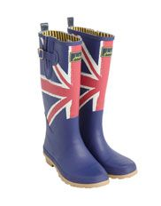 UNION JACK Womens Wellies