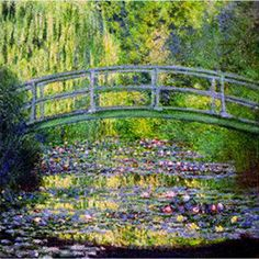 Giclee Print: Claude Monet Art Print by Claude Monet : Claude Monet, Monet Water Lilies, Tropical Art, Large Art, Framed Art, Wall Art, Wall Mural, Art Prints, Landscape