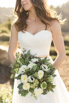 Photography: Carlie Statsky Photography - carliestatsky.com  Read More: http://www.stylemepretty.com/california-weddings/2014/06/03/rustic-ranch-wedding-inspiration/