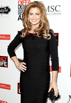 only 48 ...Kathy Ireland world's RICHEST supermodel...net worth...350 million