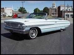 1964 Ford Galaxie 500 Convertible 352/250 HP, Automatic