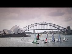 2014 Extreme Sailing Series™ - Highs & Lows Sailors, Sydney Harbour Bridge, High Low, Tours, In This Moment, Building, Buildings, Construction, Architectural Engineering