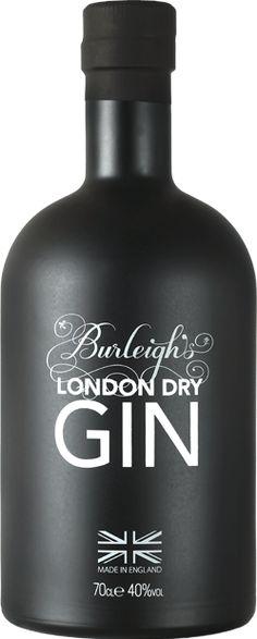 Burleighs London Dry Gin PD