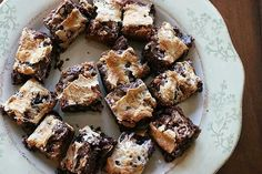 Toffee-Coconut Rocky Road Bars