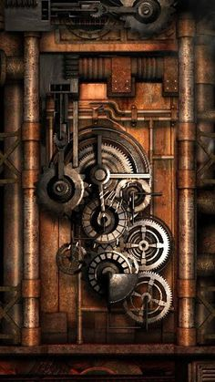 Love the cogs