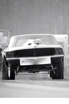 Vintage Drag Racing - Mustang