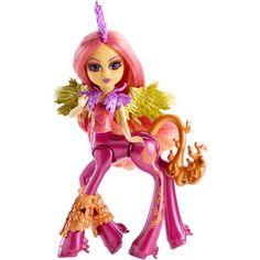 Monster High Doll, Fright-Mares - Flara Blaze - Best Fashion Dolls