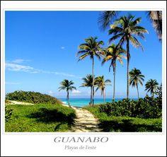 The road to paradise - Guanabo, La Habana