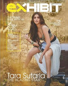 Is this Tara's BOLDEST cover? The actor looks breathtaking in her latest photo campaign for Exhibit magazine Bollywood Actress Hot Photos, Indian Bollywood Actress, Beautiful Bollywood Actress, Stylish Girls Photos, Girl Photos, Indian Celebrities, Bollywood Celebrities, Audi S5 Sportback, Wind In My Hair