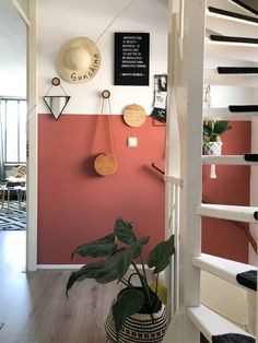 Room Wall Colors, Hallway Colors, Room Inspiration, Interior Inspiration, Welcome To My House, Hallway Decorating, Minimalist Living, Home Living Room, My Room